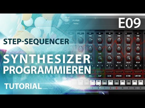 Stepsequenzer Tutorial Deutsch – Synthesizer für Einsteiger E09