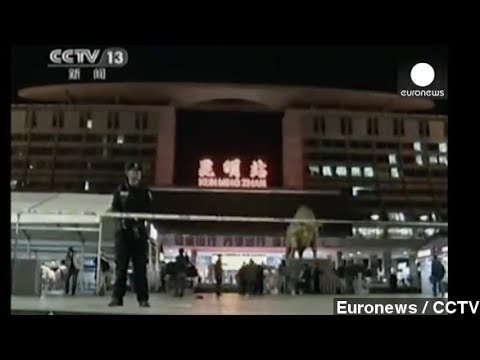 China Hit With Another Railway Knife Attack