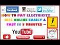 How to pay electrycity bill online use kesco site in hindi tutorial by KNP Tech || Aryan pal ||