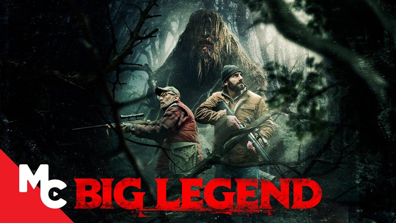 Big Legend | Full Movie | Action Adventure Horror | Bigfoot