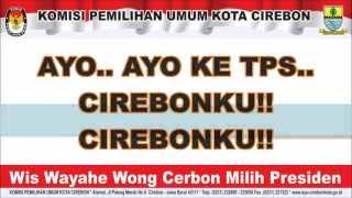KPU KOTA CIREBON ~ 01 AYO KE TPS