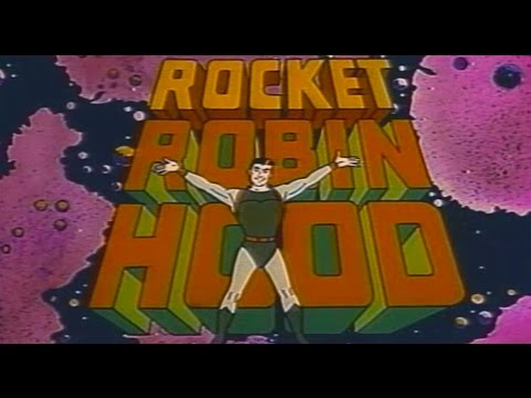 Rocket Robin Hood (Intro, Outro and All Vignettes)