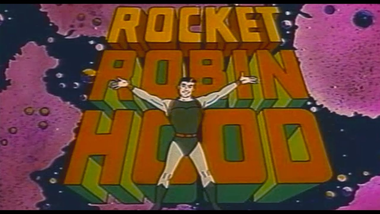 rocket robin hood  intro  outro and all vignettes