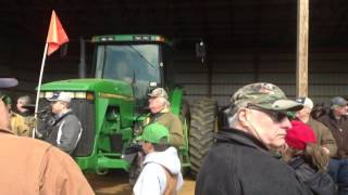 JD 8300 Tractors Sold on Nebraska & New Jersey Auctions