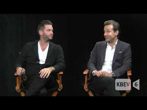 KBEV | Daniel Hanasab interviews Josh Flagg and James Harris