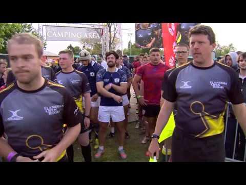 Flanders Open Rugby 2016 | Men Cup Final