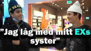 Stockholmare berättar sina PINSAMMASTE upplevelser