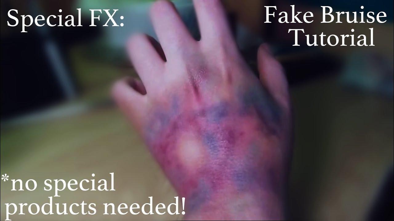Bruise tutorial special fx youtube baditri Choice Image