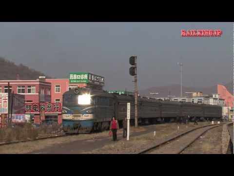 [0082] Chinese Diesel Locomotive BJ (Beijing) 中国DL 北京型