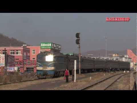 [0082] Chinese Diesel Locomotive BJ (Beijing) 中国DL 北京型