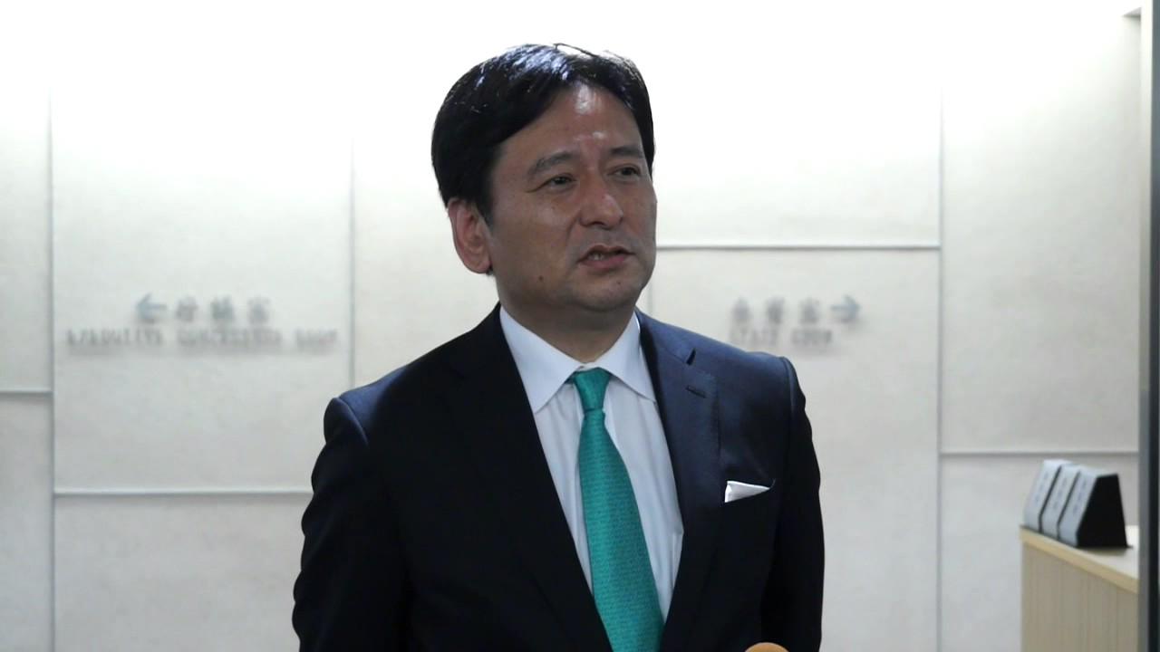 山本内閣府特命担当大臣(原子力防災)の来訪を受けての知事 ...