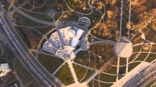 Minsk aerial - Минск с воздуха