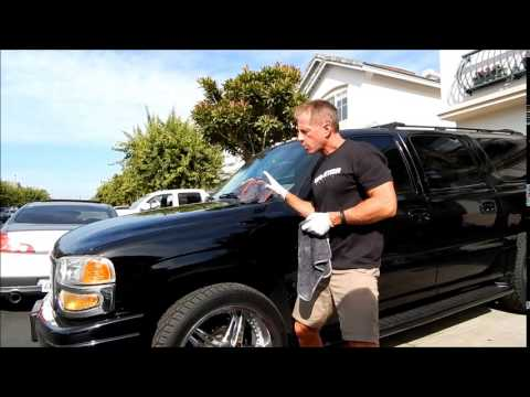 Car Washing Tips: Darren's personal and professional methods!