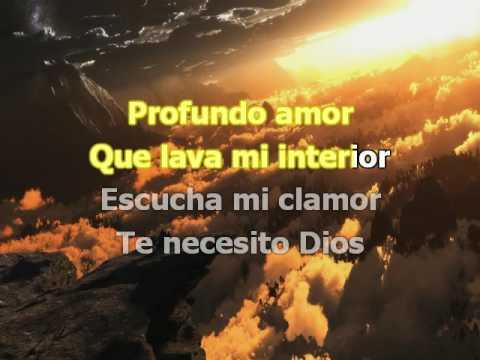 Tu amor me inundó  -  Sinking deep (Hillsong Young & Free) -  KARAOKE  - Pista en Español