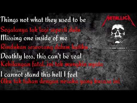 Metallica- Fade To Black |terjemahan Lirik|sedih Bgt Ternyata