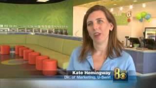 CBS story on U-SWIRL