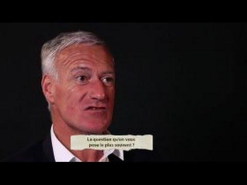 Didier Deschamps : Les petits secrets !!