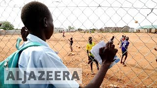 The ongoing war in South Sudan has seen a huge number of children r...