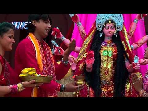 बानी असरे में हो माई - Hey Jagat Janani  Rahul Hulchal   Bhojpuri Mata Bhajan 2015
