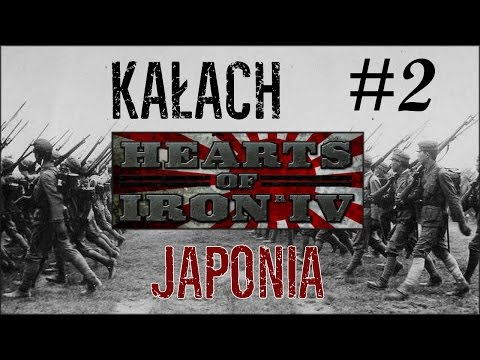 The Great War Mod | Hearts of Iron IV | Japonia | Ku chwale Cesarza! #2