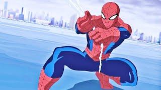Снежный день c Marvel | Сборник популярных мультфильмов про супергероев для детей и взрослых