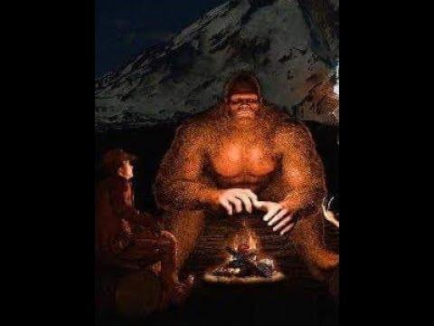 World Bigfoot Radio #55 ~ Glagg Apocrypha/Kevin