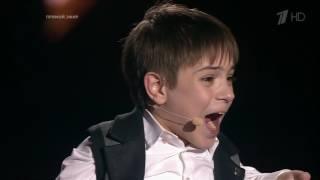 Danil Pluzhnikov   YA svoboden   Golos Deti 3 2016 Final MosCatalogue ru