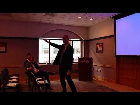 Guest Speaker Robert Barkow and Northwestern Mutual Representatives