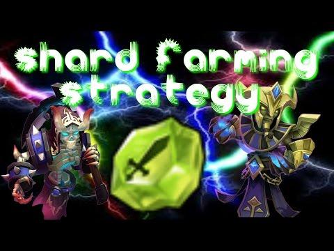 Castle Clash My Shard Farming Strategy