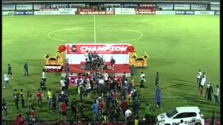 AreMa Cronus (Indonesia) Juara Bali Island Cup 2015