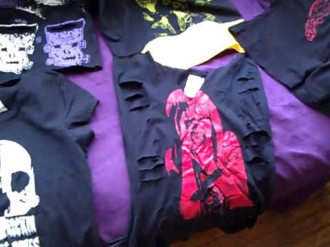 Rockin bones clothing shoog