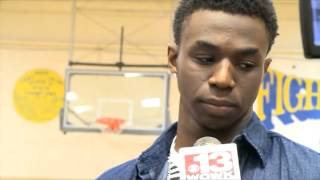 Andrew Wiggins Post-Announcement Interview
