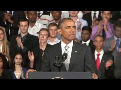 Barack Obama UCT speech