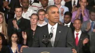 Barack Obama UCT speech