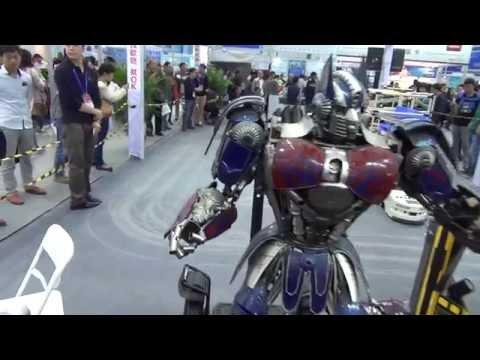 Роботы из будущего.