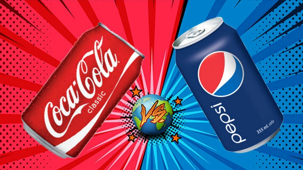 coca cola vs pepsi The big beverage companies are using their fat wallets to do battle with one another constellation brands coo and canopy growth's ceo sit down for a conversation with jim cramer about the future.