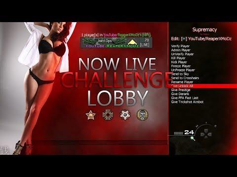 (PS3) MW2 Free Challenge Lobby | ReaperXMoDz