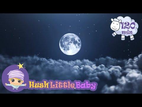 Baby Songs to Sleep ★ All The Pretty Little Horses Lyrics ★ Hush Little Baby Lullaby Music