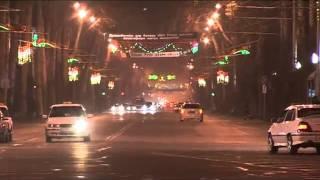 ВИДЕО  Ночной, Душанбе(NIGHT CITY OF DUSHANBE., 2011-11-23T14:04:07.000Z)
