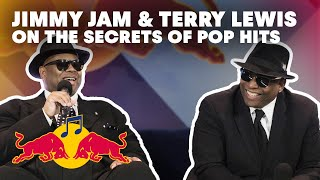 Jimmy Jam & Terry Lewis on The Secrets of Pop Hits   Red Bull Music Academy