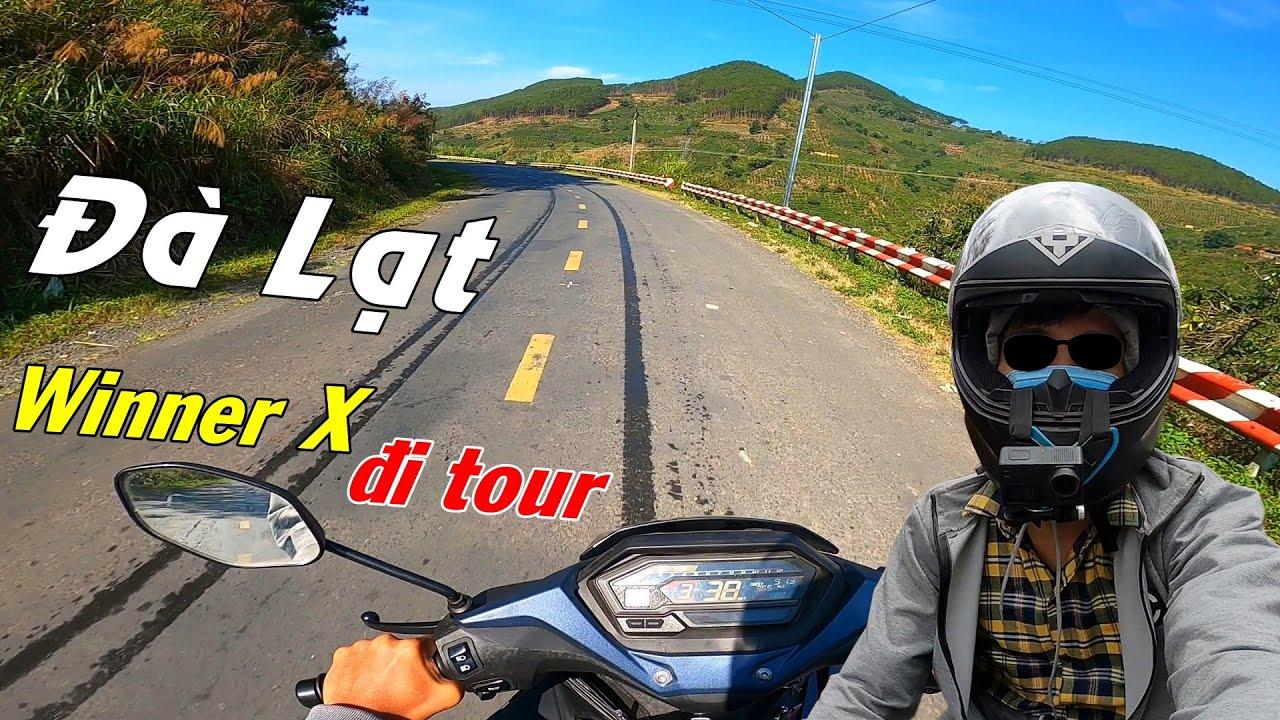 Winner X đi tour Đà Lạt | Phượt một mình vì rủ ai cũng không đi