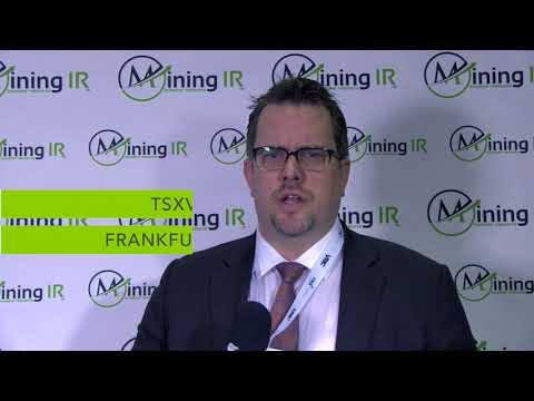 Vanadium Corp at Vancouver Resource Investment Conference 2018
