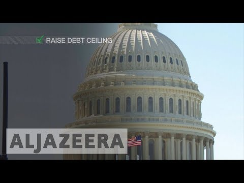 US government faces shutdown threat over daunting challenges