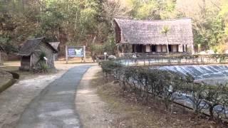 リトルワールド ポリネシア サモアの家〜ミクロネシア ヤップ島の家 ヤップ島 検索動画 30