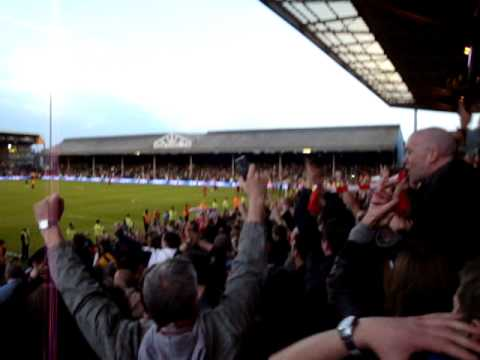 Liverpool vs Fulham - 04/04/09  - We're gonna win the league