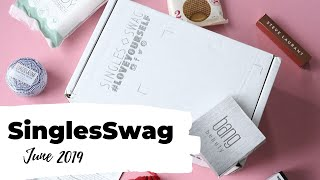 SinglesSwag Review June 2019: Lifestyle Subscription Box