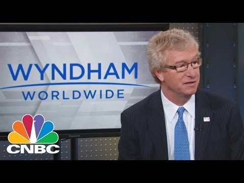 Wyndham Worldwide Corporation CEO: Accommodating The World | Mad Money | CNBC
