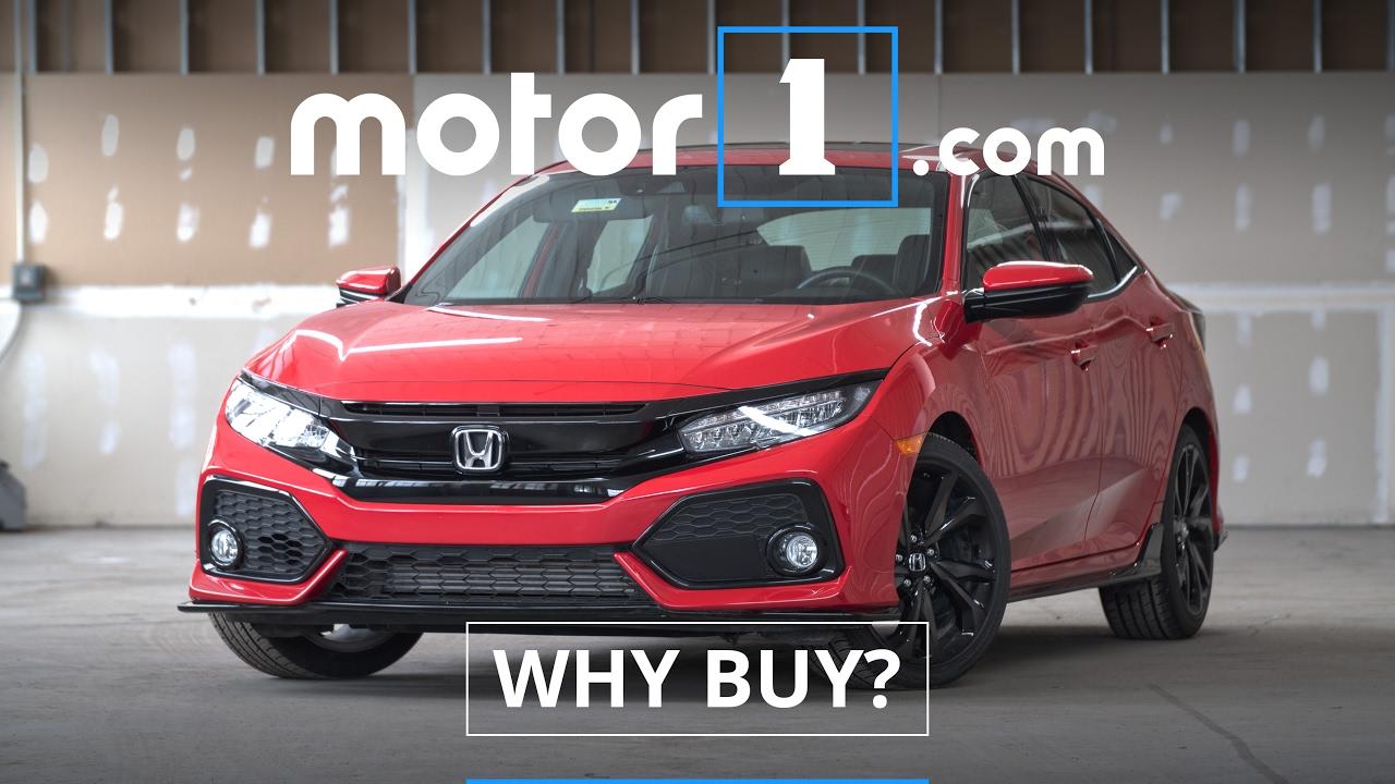2017 Honda Civic Hatchback Review