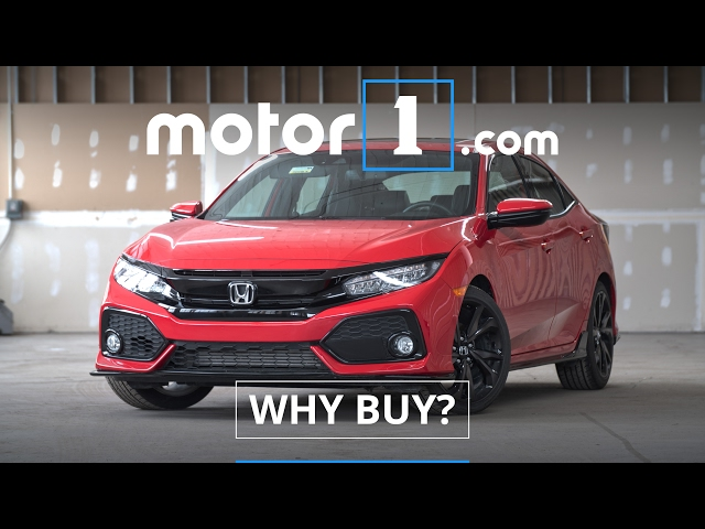 Why Buy? | 2017 Honda Civic Hatchback Review - YouTube
