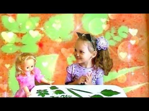 Дидактические игры с куклой